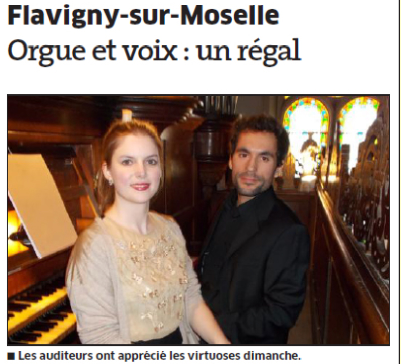 article flavigny Concert du 24 avril 2016